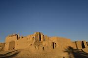 تصاویر | ارگ ورمال نماد معماری سیستان