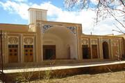 تصاویر | خانه اخوان مهریز تلفیقی از هنر و تاریخ