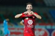 عبدی نامزد بهترین مهاجم لیگ قهرمانان آسیا شد