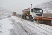 کولاک راه ۴۰ روستای آذربایجان شرقی را بست