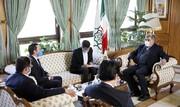 دیدار شهردارتهران و سفیر تایلند |باغ تایلندی به نشانه دوستی در تهران احداث میشود