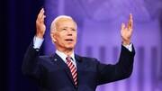ویدئو | لحظه ورود اوباما و بوش به مراسم تحلیف جو بایدن