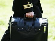 لحظه جابجایی کیف رمزهای تسلیحات هستهای آمریکا + فیلم