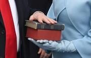 تصاویر | چند نکته تاریخی درباره کتاب مقدس در سوگند ریاست جمهوری آمریکا