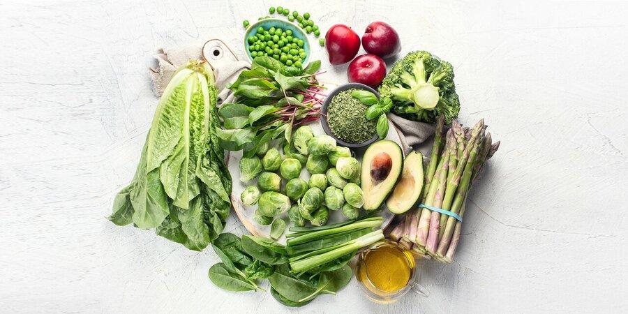 سبزیجات - تغذیه