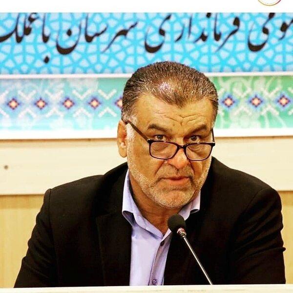 محمد نجاتی پور فرماندار باغملک
