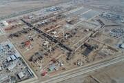 بهرهبرداری از بزرگترین پالایشگاه گازی خاورمیانه آغاز شد