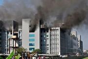 خبر بد برای منتظران واکسن کرونا | آتشسوزی مرگبار در بزرگترین شرکت تولید واکسن در جهان