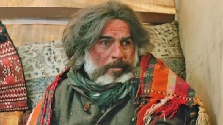 حبیبالله عبدالرزاقاف بازیگر تاجيك