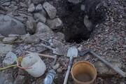 دستگیری باند حفاران غیرمجاز در دهلران