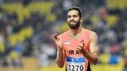 ویدئو | دونده تربتی قهرمان۶۰ متر رقابتهای فرانسه