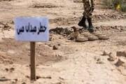 ۲۱ هزار هکتار از اراضی ایلام آلوده به مین است