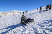 تصاویر | طبیعت برفی خراسان شمالی