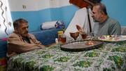 تصاویر |  مرجانه گلچین، حمید لولایی و مهران رجبی در سریال بوتیمار