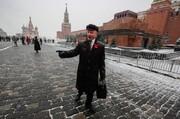 گزارش تصویری گاردین از تجمع طرفداران لنین در مسکو