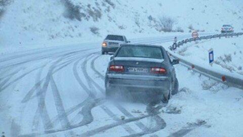 نکاتی که هنگام رانندگی در هوای برفی باید رعایت کرد
