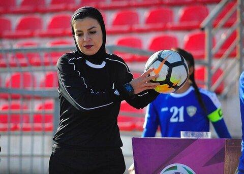 دلیل عجیب فدراسیون فوتبال برای محرومیت داور زن | حق نداری در مورد زنان بنویسی!