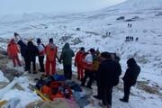 تصاویر |کشف جسد مرد سنندجی گرفتار در غار سمی بابااحمد چالدران