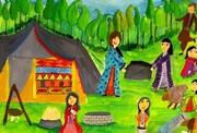 برگزاری نخستین جشنواره جهانی نقاشی کودک در کرمان