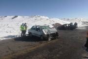 ۳ کشته و ۵ زخمی در تصادف محور مراغه - هشترود