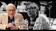 والتر برنستاین فیلمنامهنویس مشهور در لیست سیاه هالیوود درگذشت