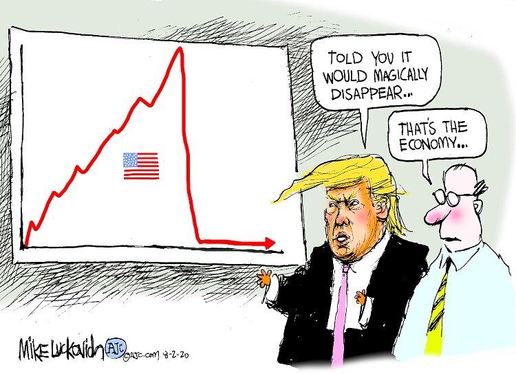 trump caricature + سری دوم