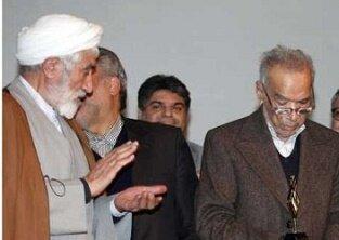 علی شریعتمداری- احمد احمدی
