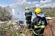مرگ تلخ ۴ بازیکن برزیلی در سقوط هواپیما