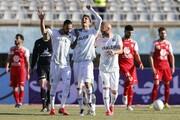 آلومینیوم ۲ -پرسپولیس یک | اولین شکست سرخ ها در لیگ برتر | تاوان بی دفاع بودن!