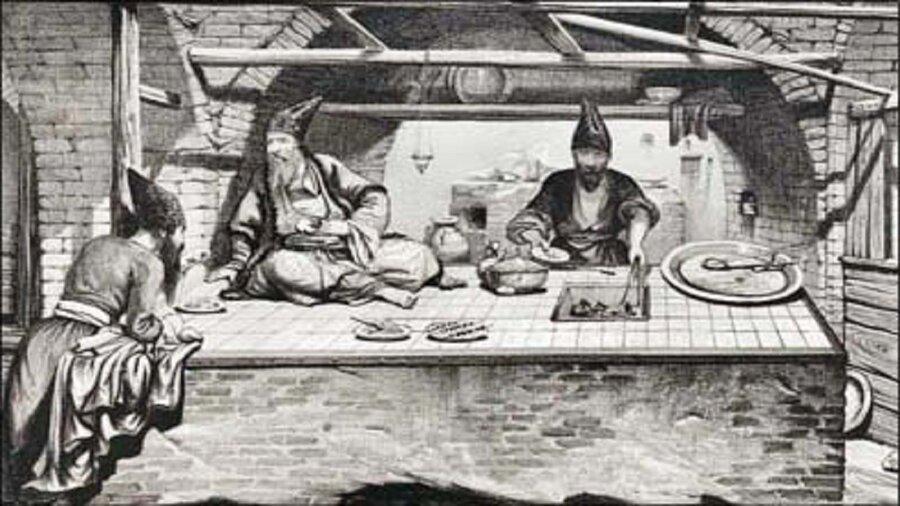 رستوران بیرونبر - تاریخ