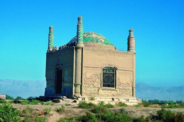 مقبره شهدای بجنورد