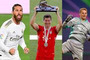 تیم منتخب ۱۰ سال اخیر فوتبال جهان | غیبت عجیب ستارههای نامدار بارسلونا