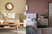 تصاویر | ۵ ترند رنگی دیوار خانه در سال ۲۰۲۱
