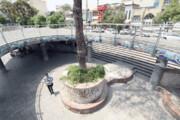 میدان بازار دوم نازیآباد، نماد ایثار و مقاومت