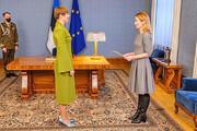 نخستین نخستوزیر زن تاریخ استونی | کشوری که رئیس جمهوری و رئیس دولت زن هستند