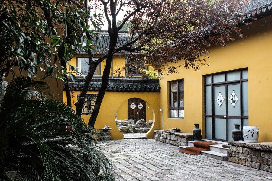 خانه - چین