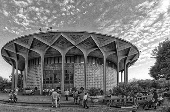 تئاتر شهر + معماری
