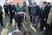 افتتاح میدان برادران شهید ریاضی در پایتخت