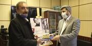 تجلیل از بیوک میرزایی  در شبکه مستند