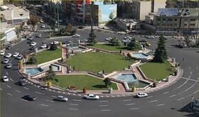 ترافیک خودروها در میدان ونک به زیر زمین میرود