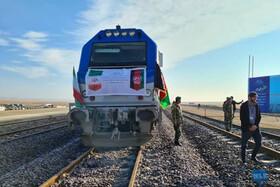 قطار مسافربری هرات - خواف راهاندازی میشود