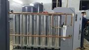 بهرهبرداری از بزرگترین دستگاه اکسیژنساز در بیمارستان مشگینشهر