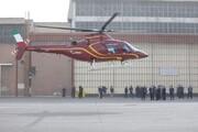 میثاقنامه تولید بالگرد ملی صبا ۲۴۸ امضا شد