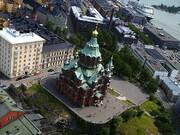 تصاویر | چند قاب از زیباترین کلیسای جامع اسکاندیناوی