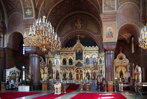 معماری کلیسای جامع اوسپنسکی