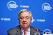 واکنش توئیتری دبیرکل سازمان ملل به جنایات رژیم صهیونیستی