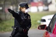تصاویر |  ماسکهای عجیب و متنوع نیروهای پلیس آمریکا