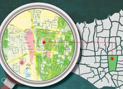 اینفوگرافیک | سیمای پیشرفت پروژههای کوچک مقیاس در تکه یازدهم پایتخت