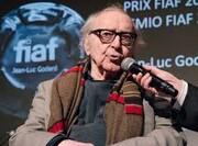 گدار بعد از ۷۰ سال با سینما خداحافظی کرد