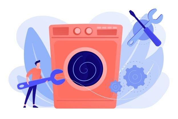علت روشن نشدن ماشین لباسشویی ال جی چیست؟